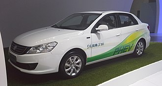 Dongfeng Fengshen S30 - Dongfeng Fengshen S30 PHEV Concept
