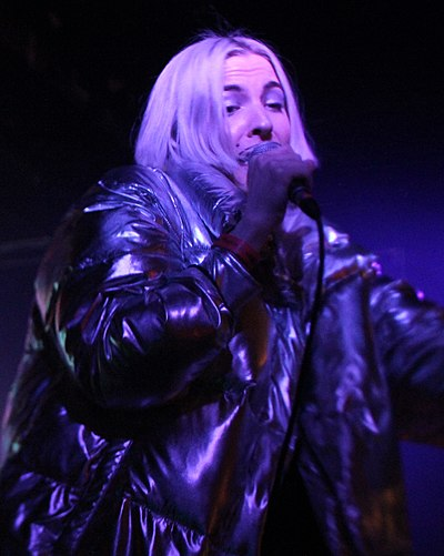 Picture of a band or musician: Dorian Electra