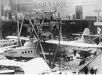 Dornier Do S - Image: Dornier Do S Paris