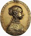 Dorota Elżbieta legnicko-brzeska (medal, Daniel Vogt, 1663).jpg