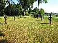 Dorotowo Cmentarz Wojenny 1914 - 1918 miejsce spoczynku żołnierzy niemieckich i rosyjskich n.jpg