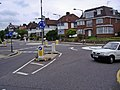 Double roundabouts at junction of The Ridgeway and The Vale - geograph.org.uk - 2390545.jpg