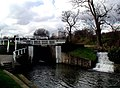 Dowley Gap Locks - geograph.org.uk - 353186.jpg
