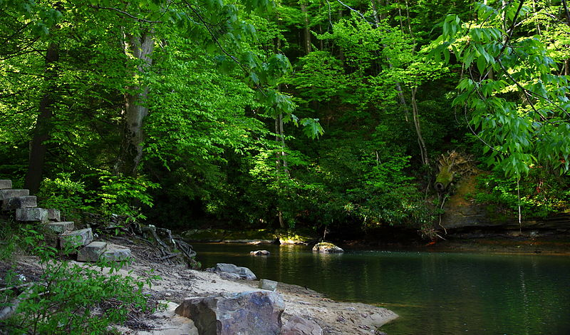 File:Down-to-the-river-to-pray - West Virginia - ForestWander.jpg