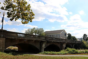 Downingtown, Pennsylvania - Brandywine Creek Bridge