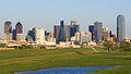 Downtown Dallas from the Trinity River.jpg
