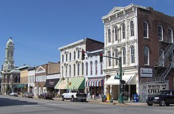 Downtown Georgetown Kentucky.JPG