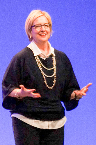 Brené Brown - Brown at the Texas Conference for Women (2012)