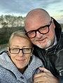 Dr. Rainer Berchtold mit seiner Partnerin Karina Münster.jpg