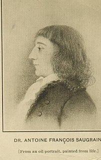 Antoine Saugrain French chemist