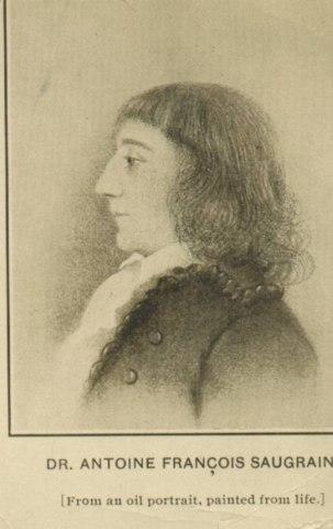 Dr Antoine Francois Saugrain