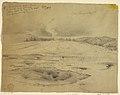 Drawing, Lower Fire Hole, Geyser Basin, Yellowstone, 1892 (CH 18189753).jpg