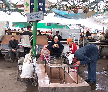 Drinking Water at Osh-Bazar.jpg