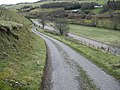 Driveway leading to Lairg road - geograph.org.uk - 368559.jpg