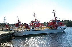Drone Recovery Ships of the U.S. Air Force (82 ATRS)