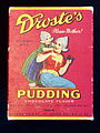 Drostes Pudding chocolate flavor package photo1.JPG