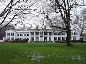 Drumthwacket The Governor S Mansion Of New Jersey