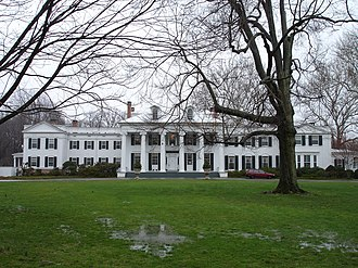 Mercer County, New Jersey - Drumthwacket, the official residence of the governor of New Jersey, is located in Princeton and is listed on both the U.S. National Register of Historic Places and the New Jersey Register of Historic Places.