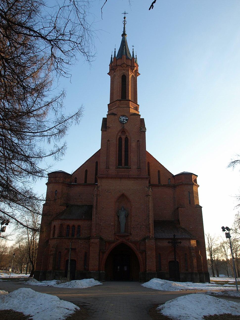 Druskininkai church2