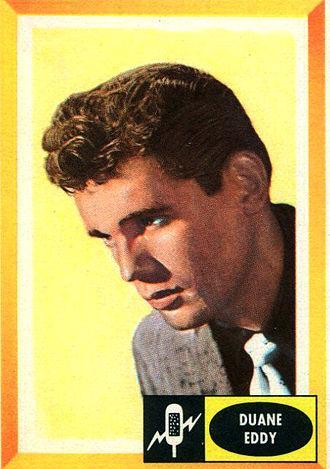 Duane Eddy - Eddy in 1960.
