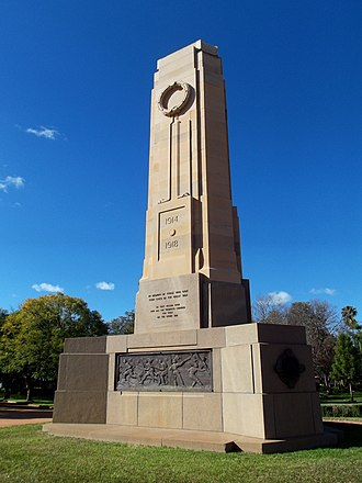 Dubbo - Dubbo War Memorial