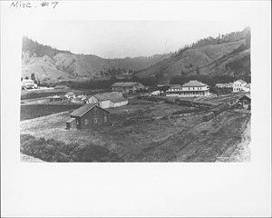 Duncans Mills, California - Duncans Mills, 1877
