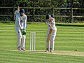 Dunmow CC v Felixstowe and Corinthians CC at Great Dunmow, Essex, England 040.jpg