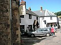 Dunster in early August - geograph.org.uk - 925691.jpg