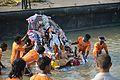 Durga Idol Immersion - Baja Kadamtala Ghat - Kolkata 2012-10-24 1579.JPG