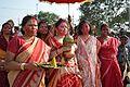 Durga Idol Immersion Procession - Baja Kadamtala Ghat - Kolkata 2012-10-24 1468.JPG