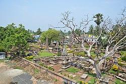 Dutch Cemetery - Chinsurah - Hooghly 2017-05-14 8528.JPG