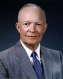 Image illustrative de l'article Dwight David Eisenhower