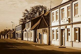 Pāvilosta Town in Pāvilosta municipality, Latvia