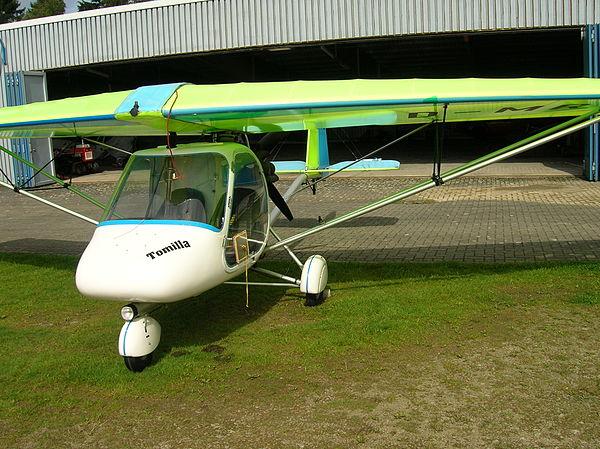 Push pull amateur aircraft