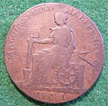 ENGLAND, LIVERPOOL-MacCLESFIELD HALFPENNY TOKEN 1791 b - Flickr - woody1778a.jpg