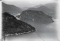 ETH-BIB-Monte Caslano, Ponte Tresa, Lago di Lugano, Magliaso v. N. O. aus 1500 m-Inlandflüge-LBS MH01-001956.tif