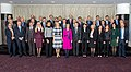EU-ESA informal space ministerial meeting in Swissôtel Tallinn Family photo (38241719521).jpg