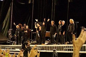 E Street Band - Image: E Street Band 2009