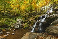 Early Fall at Dark Hollow Falls (22028259442).jpg