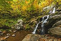 Early Fall at Dark Hollow Falls (22028259442).jpg
