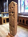 Early Scottish Cross, Brechin Cathedral - geograph.org.uk - 828252.jpg
