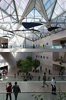 East Building of the National Gallery of Art, atrium