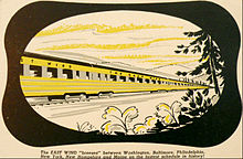 East Wind passenger train postcard.JPG