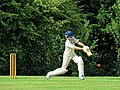 Eastons Cricket Club Sunday match, Little Easton, Essex, England 14.jpg