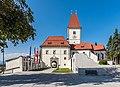 Eberndorf Kirchplatz 1 Augustinerchorherrenstift S-Ansicht 31082017 0577.jpg