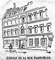 Ecole des soeurs de Sainte-Marie, 64 rue Saint-Maur (Le Matin, 1902-07-27).jpg