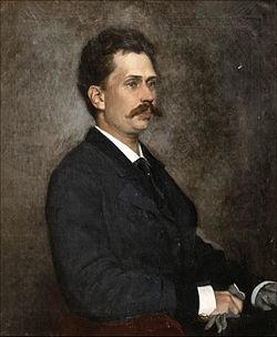 EDELFELT, Albert The Pharmacist 1877