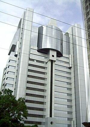 Economy of São Paulo - The headquarters of SAP AG in São Paulo
