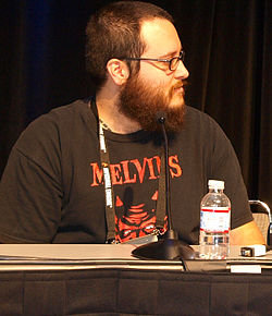 Edmund McMillen - Game Developers Conference 2010 - Day 2 cropped.jpg