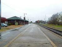 Effingham Station - April 2016.JPG